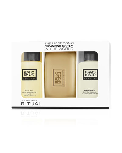 Ritual Starter Kit for Dry Skin Types ($60 Value)