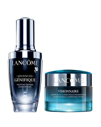 Limited Edition Visionnaire Creme & Genifique Serum Dual Pack ($165 Value)