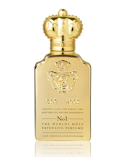 No. 1 Perfume Spray for Men, 30 mL