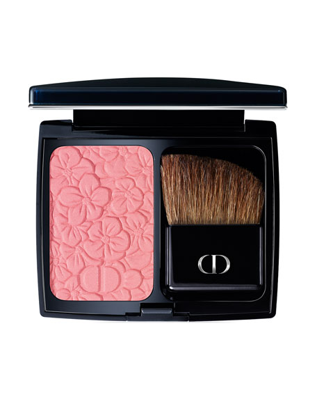 Limited Edition Diorblush Vibrant Colour Powder Blush - Glowing Gardens Collection