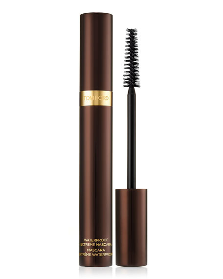 Waterproof Extreme Mascara, Noir