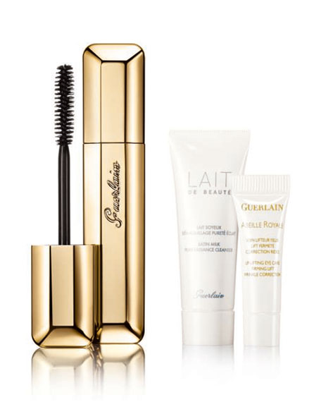 GuerlainLimited Edition Eye Essentials Maxi Lash Mascara Set