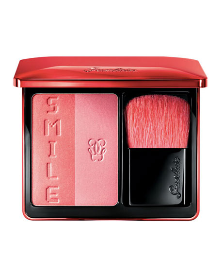 Guerlain Limited Edition Rose Aux Joues Blush Duo