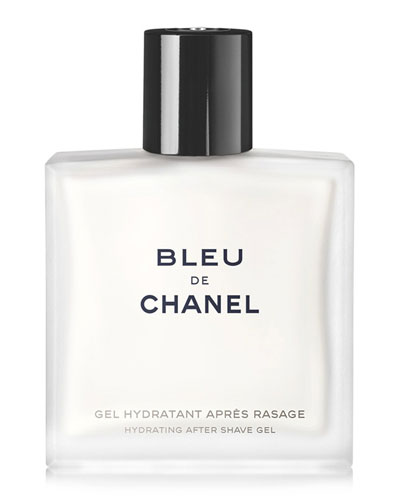<B>BLEU DE CHANEL</b><BR>Hydrating After Shave Gel, 3.0 oz. - Limited Edition