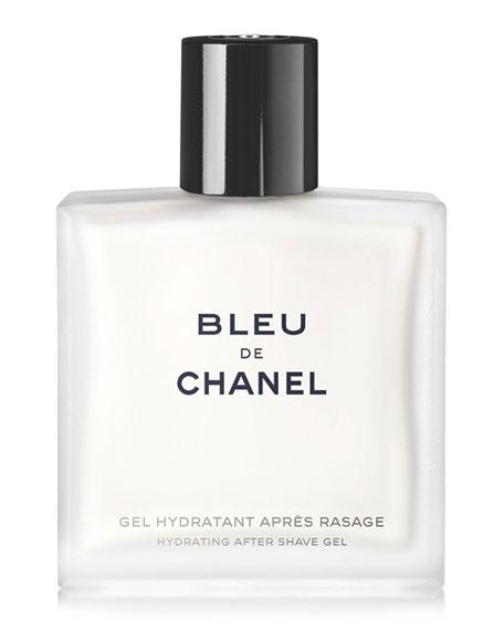 <B>BLEU DE CHANEL</b><BR>Hydrating After Shave Gel, 3.0 oz. - Limited Edition