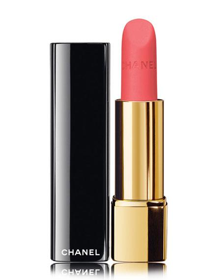 <b>ROUGE ALLURE VELVET - LES SAUTOIRS DE COCO</b><BR>Intense Long-Wear Lip Colour - Limited Edition