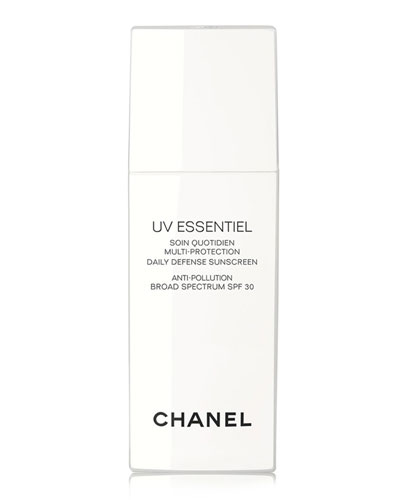 <B>UV ESSENTIEL</b><BR> Multi-Protection Daily Defense Sunscreen Anti-Pollution Broad Spectrum SPF 30, 1.0 oz.
