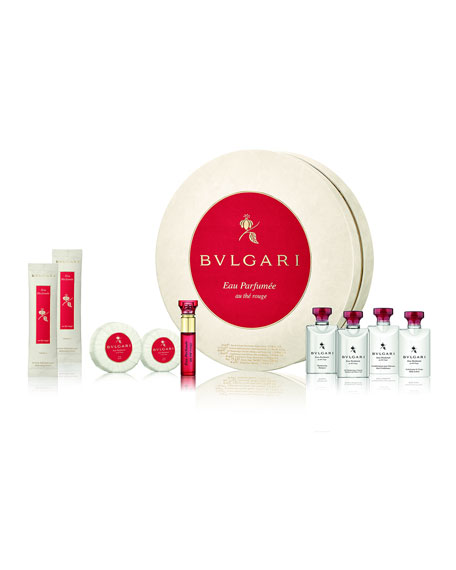 BVLGARIEau Parfumée au thé rouge Collection