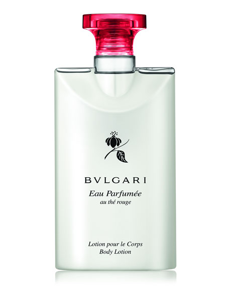 BVLGARI Eau Parfum??e au th?? rouge Body Lotion,