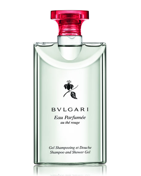 BVLGARI Eau Parfum??e au th?? rouge Shower Gel,