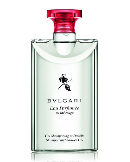 BVLGARI Eau Parfumée au thé rouge Shower Gel,