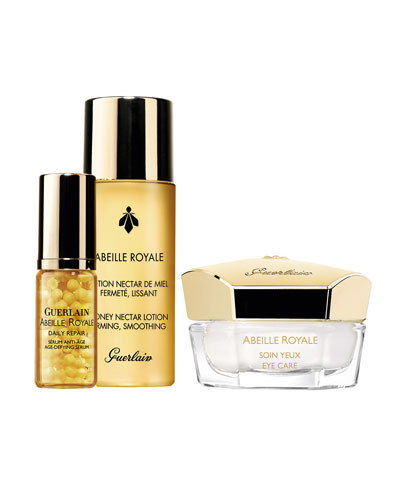 Guerlain Limited Edition Abeille Royale Eye Set ($150