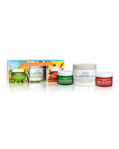 Limited Edition Nature-Powered Masque Collection