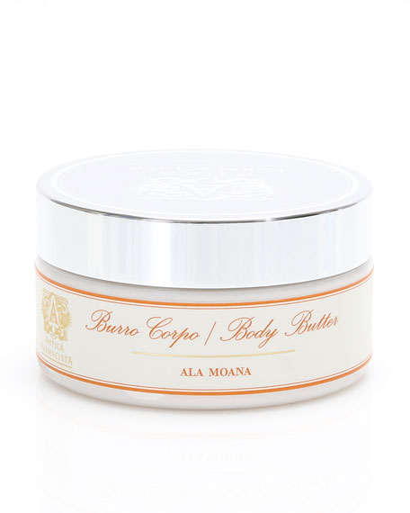 Antica Farmacista Ala Moana Body Butter, 8 oz.