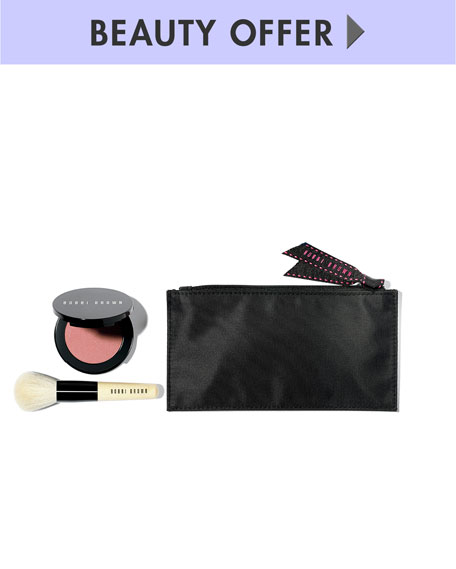 Receive a free 3-piece bonus gift with your $125 Bobbi Brown purchase