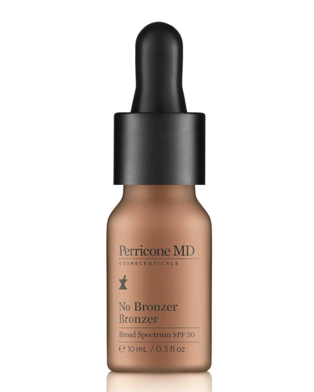 """No Bronzer"" Bronzer SPF 30, 10 mL"