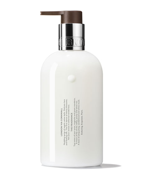 Dewy Lily of the Valley & Star Anise Body Lotion, 10 oz./ 300 mL