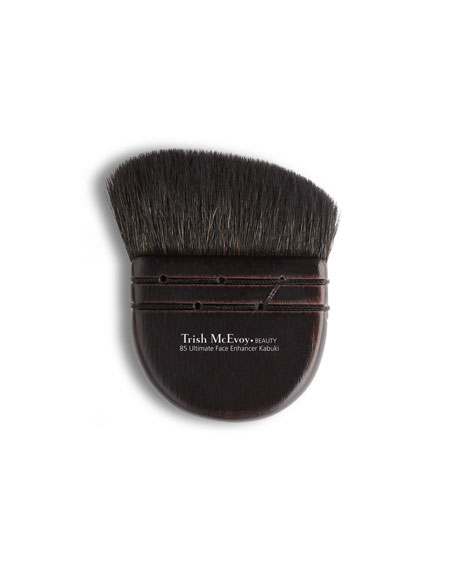 Trish McEvoyBrush 85 - Ultimate Face Enhancer Kabuki