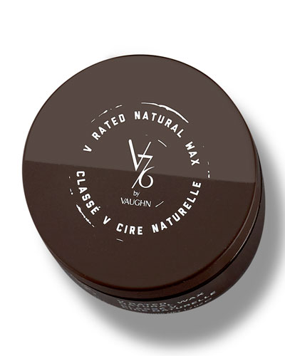 V Rated Natural Wax  1.7 oz.