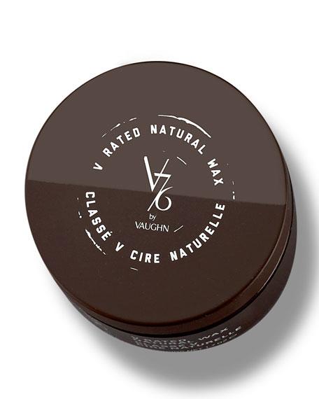 V Rated Natural Wax, 1.7 oz.