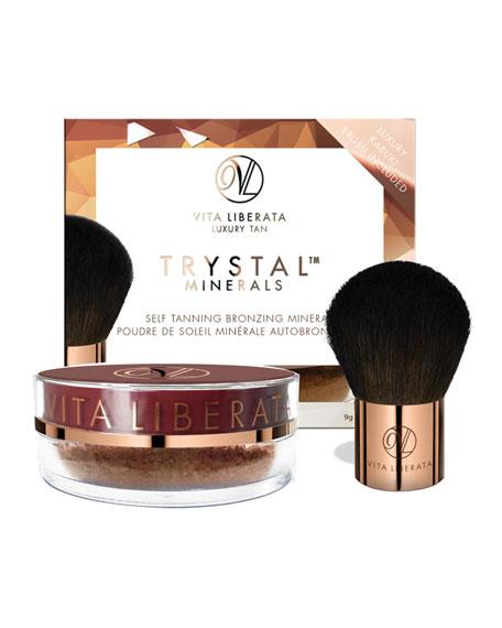 Trystal Minerals Self Tan Bronzing Minerals – Sunkissed, 9g