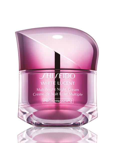 ShiseidoWhite Lucent MultiBright Night Cream, 1.7 oz.