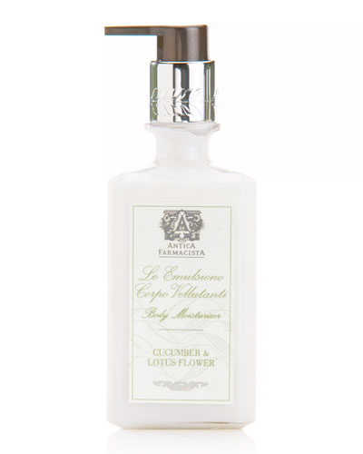 Cucumber & Lotus Flower Body Moisturizer, 10 oz.