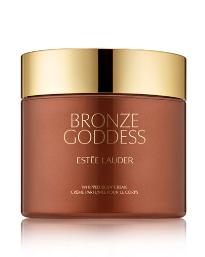 Bronze Goddess Whipped Body Crème, 6.7 oz.