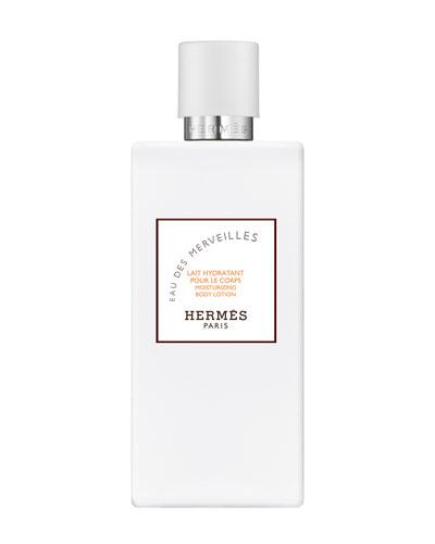 Eau des Merveilles Perfumed Body Lotion, 6.8 oz.