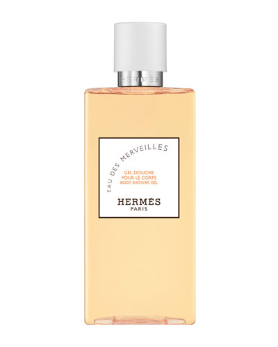 Eau des Merveilles Perfumed Bath and Shower Gel, 6.8 oz.