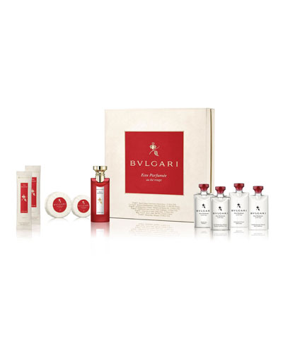 Bvlgari au thé rouge Guest Collection Set
