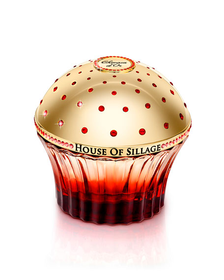 House of Sillage Signature Chevaux d'Or Fragrance, 2.5