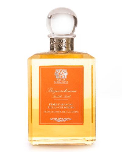 Orange Blossom, Lilac & Jasmine Bubble Bath, 16 oz.