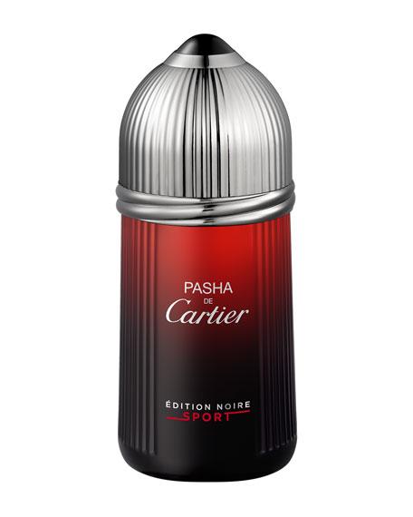 Cartier Pasha Edition Noire Sport, 3.3 oz./ 100