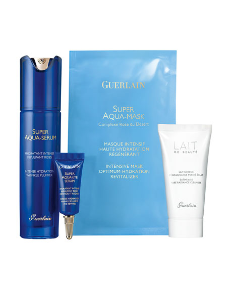 Guerlain Limited Edition Super Aqua Serum Set