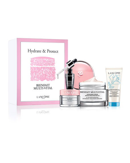 Lancome Limited Edition Bienfait Multi-Vital Spring Treatment Set