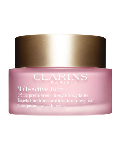 Multi-Active Day Cream for All Skin Types, 1.7 oz.