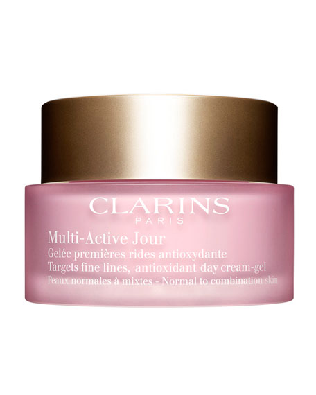 Clarins Multi-Active Day Cream-Gel for Normal to Combination