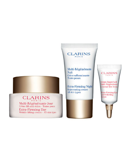 Clarins Limited Edition Extra-Firming Skin Starter Kit
