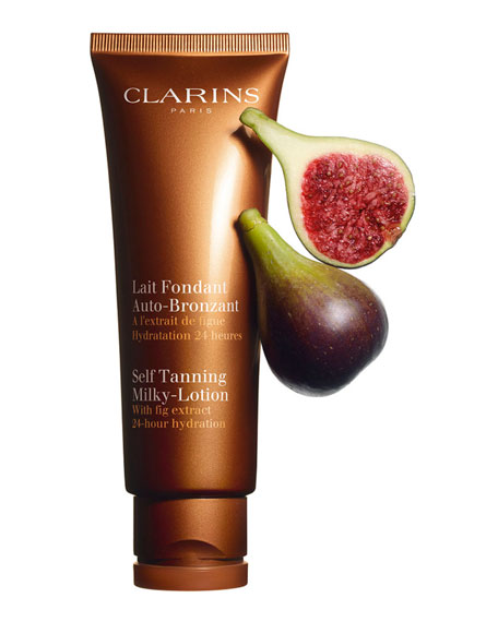 Self Tanning Milky-Lotion For Face and Body, 4.2 oz./ 125 mL