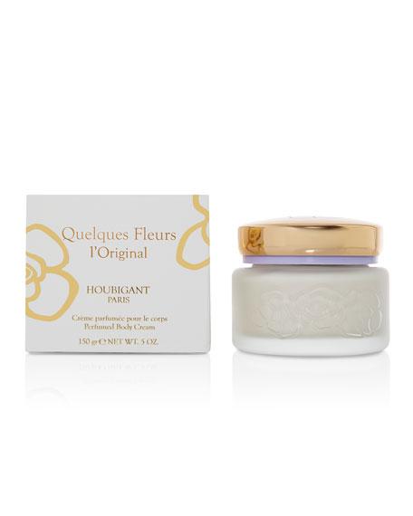 Houbigant ParisQuelques Fleurs Perfumed Crème, 5 oz.