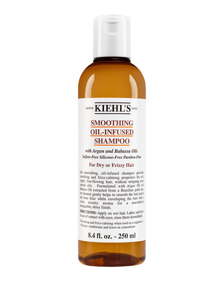 Kiehl's Since 1851 Smoothing Oil-Infused Shampoo, 8.4 oz.