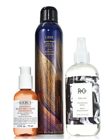 Smoothing Oil-Infused Leave-In Concentrate, 2.5 oz.