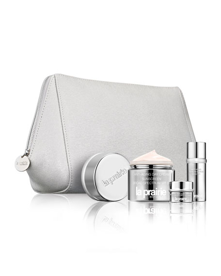La Prairie Limited Edition Lineless Beauty Essentials Set