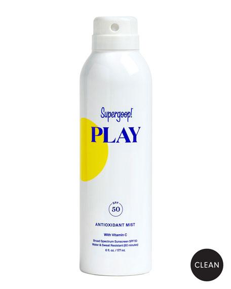 Supergoop! Antioxidant-Infused Sunscreen Mist with Vitamin C SPF