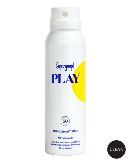 Antioxidant-Infused Sunscreen Mist with Vitamin C SPF 50, 3 oz.
