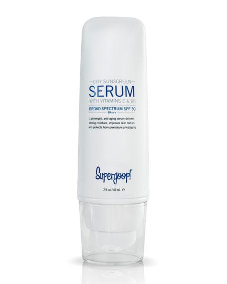 Supergoop! City Sunscreen Serum SPF 30, 2 oz.