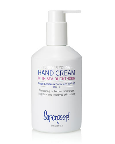 Forever Young Hand Cream with Sea Buckthorn SPF 40, 10 oz.