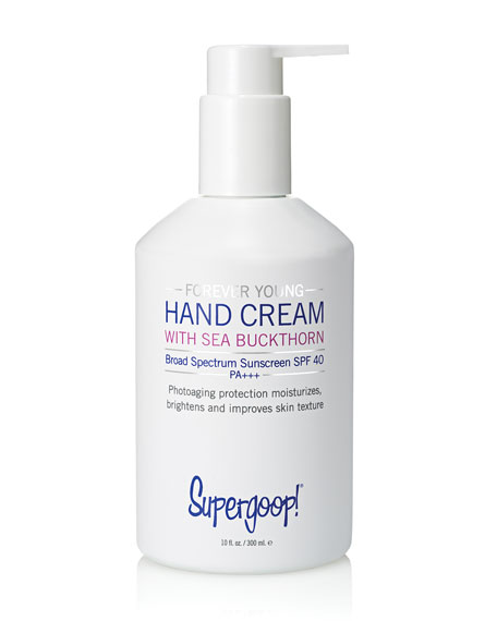 Forever Young Hand Cream with Sea Buckthorn SPF 40, 10 oz.<br>