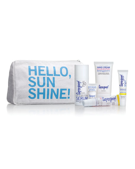 Supergoop! Day To Day Value Set ($59 Value)
